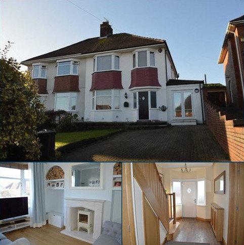 5 bedroom semi-detached house for sale - Cherry Grove, Swansea, SA2