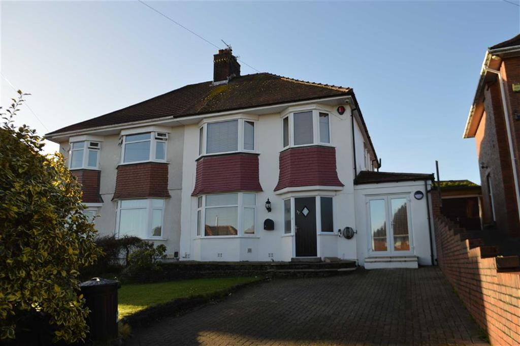 5 Bedrooms Semi Detached House for sale in Cherry Grove, Swansea, SA2