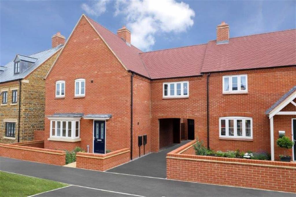 4 Bedrooms Link Detached House for sale in Plot 245, 48, Juno Crescent, Brackley