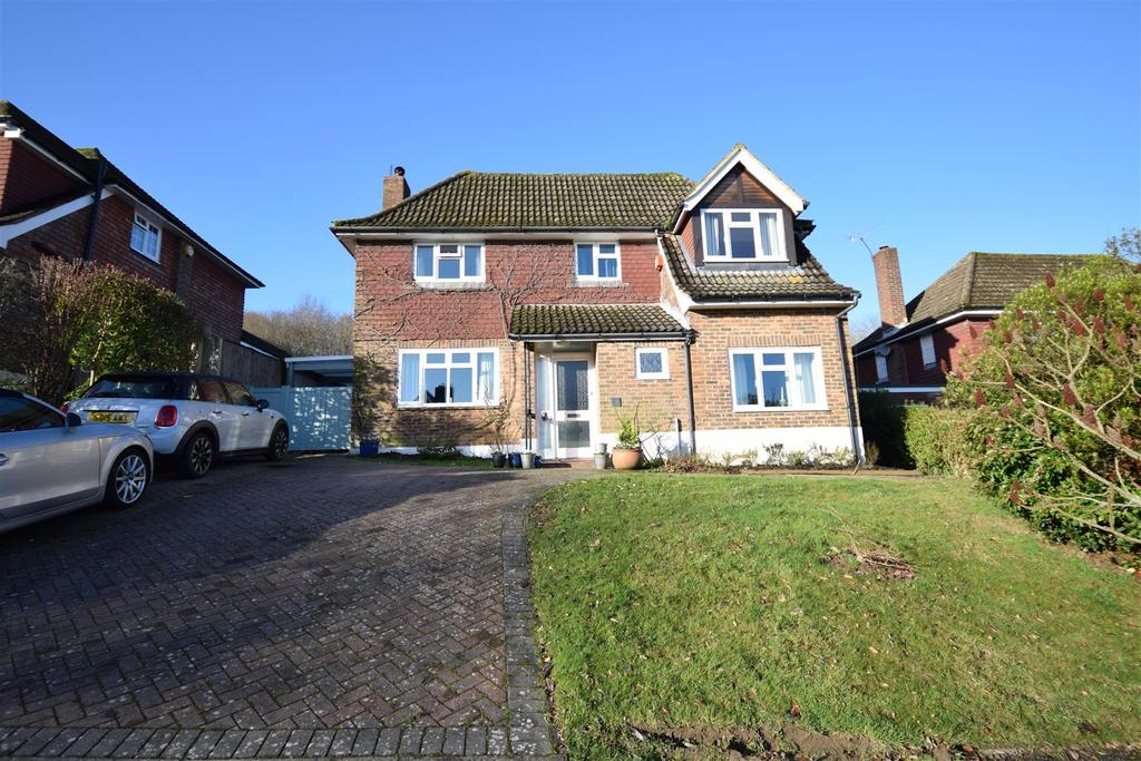 4 Bedrooms Detached House for sale in Baldslow Down, St. Leonards-On-Sea