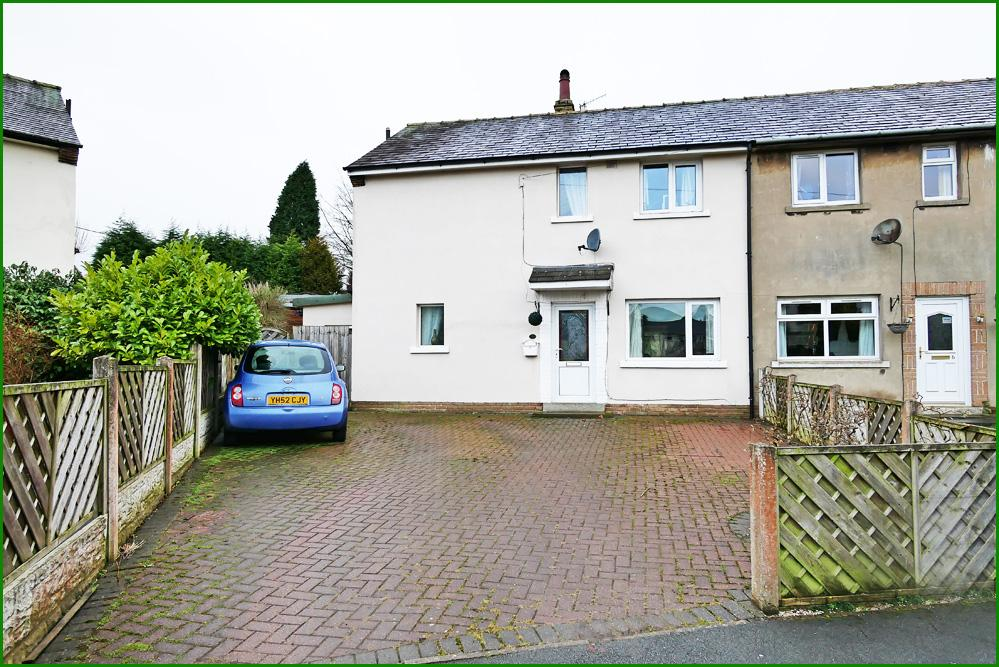 3 Bedrooms Semi-detached Villa House for sale in Blakeley Crescent, Barnoldswick BB18