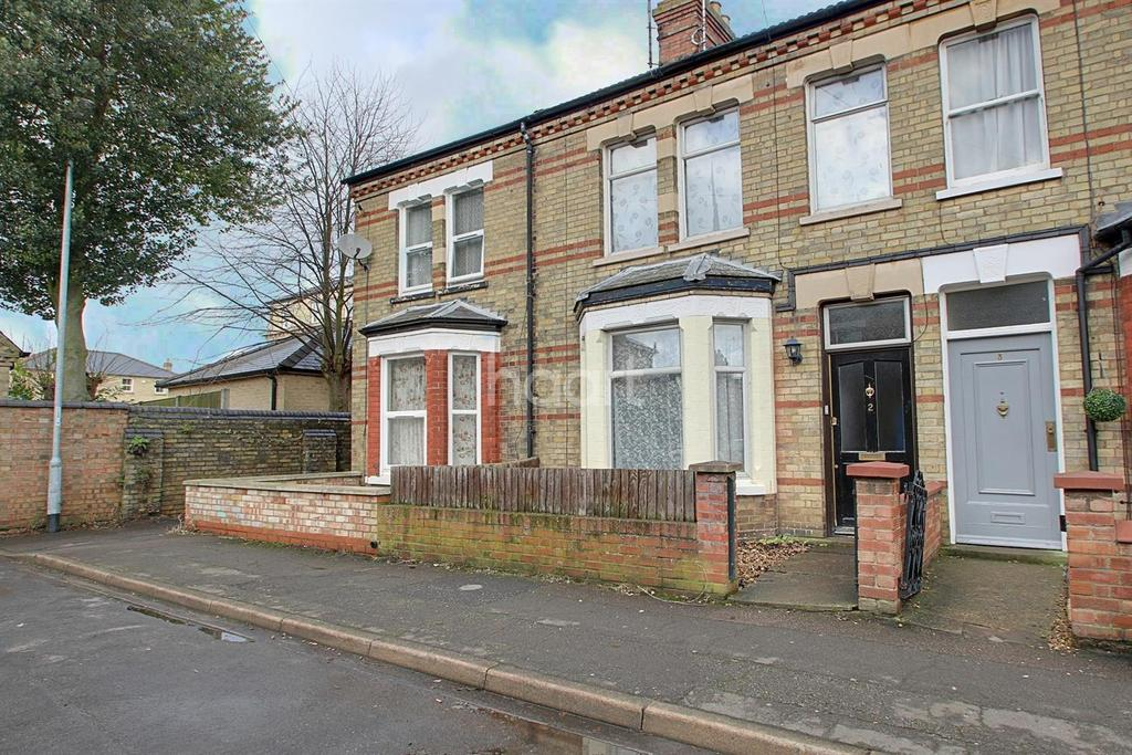 2 Bedrooms Terraced House for sale in Princes Rd, Wisbech