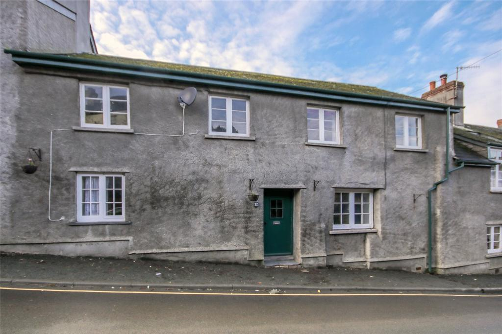 4 Bedrooms Terraced House for sale in Fore Street, Holbeton, Plymouth, PL8