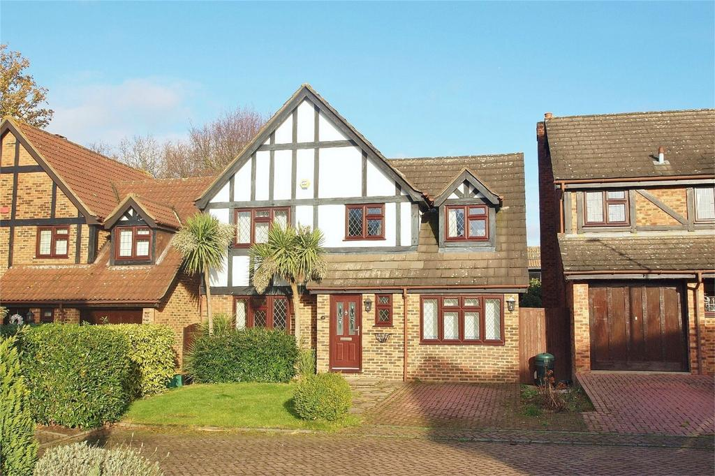 4 Bedrooms Detached House for sale in Castle Close, Bromley, Kent