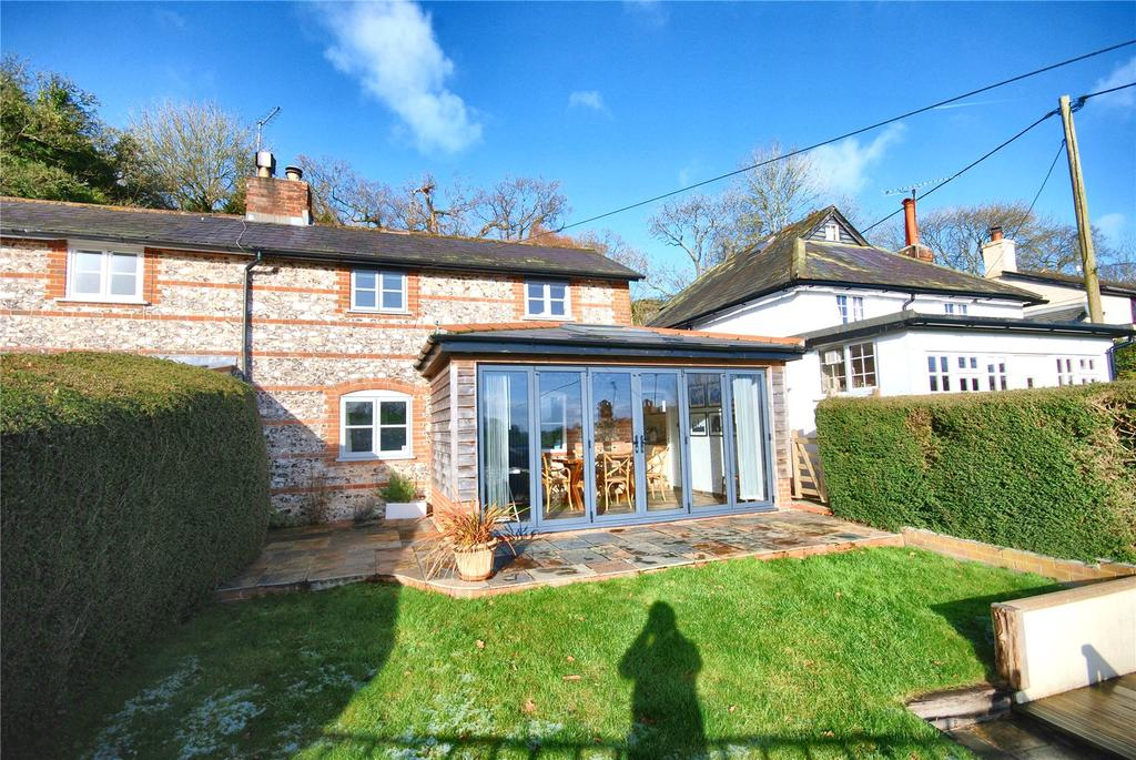 2 Bedrooms Semi Detached House for sale in Appletree Cottage, Newtown, Sixpenny Handley, Salisbury, SP5