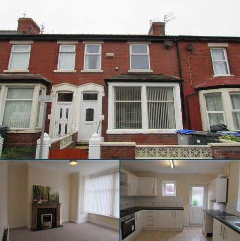 3 bedroom house to rent - Palatine Road, Blackpool, Lancashire