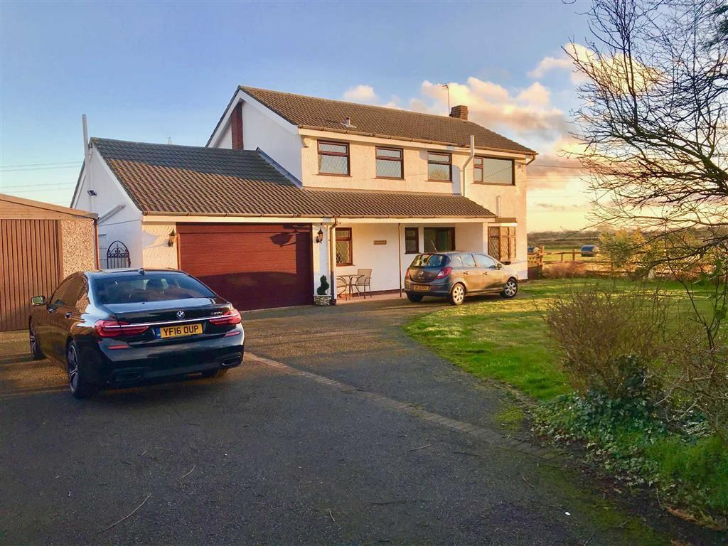 4 Bedrooms Detached House for sale in Old Cryers Lane, Elton, Chester, Chester