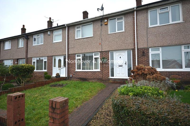 3 Bedrooms Terraced House for sale in Glandovey Grove, Rumney, Cardiff. CF3