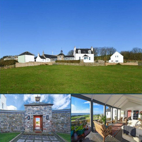 Farm for sale - Shawhill House & Cottage, Dundrennan, Kirkcudbright, Dumfries and Galloway, DG6