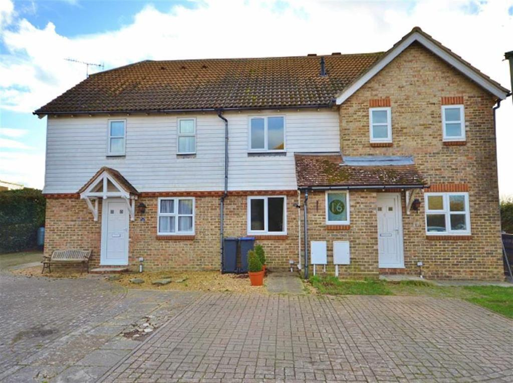 2 Bedrooms Terraced House for sale in Sompting