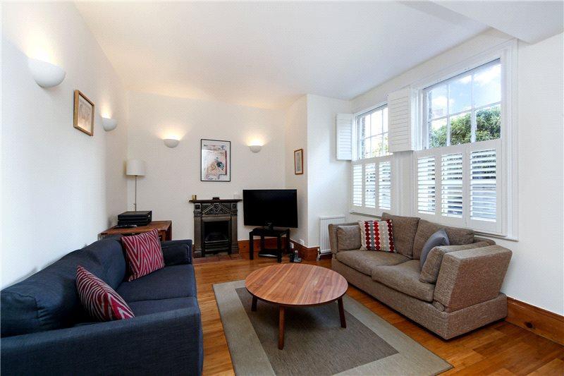 2 Bedrooms Flat for sale in Goodwin Road, London, W12