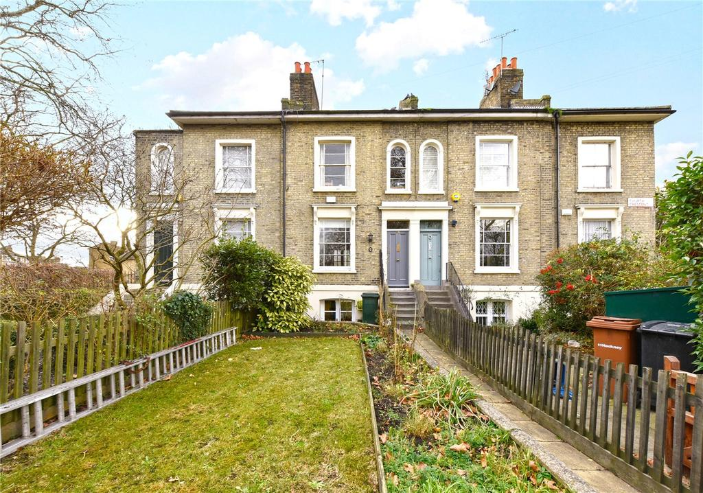 3 Bedrooms Terraced House for sale in Church Crescent, London, E9
