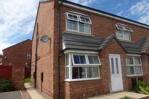 2 bedroom semi-detached house to rent - HERON GATE, SCUNTHORPE