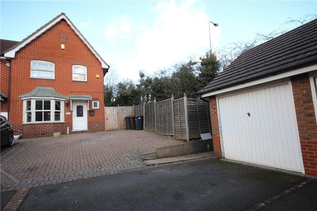 3 Bedrooms End Of Terrace House for sale in Avenbury Drive, Solihull, West Midlands, B91
