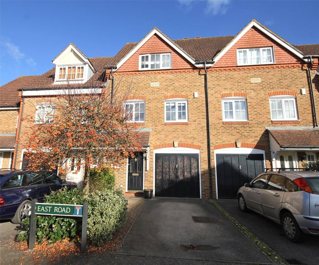 4 Bedrooms Terraced House for sale in East Road, Reigate, Surrey, RH2