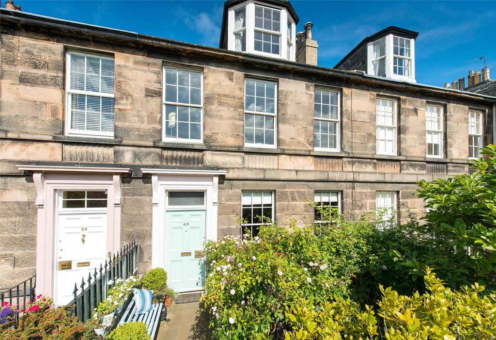 5 Bedrooms Terraced House for sale in Ann Street, Edinburgh, Midlothian