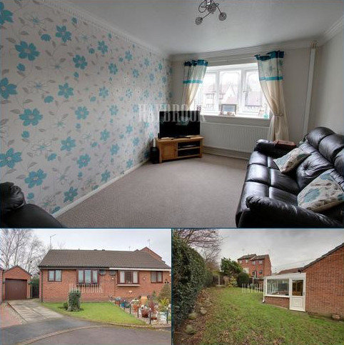 2 bedroom bungalow for sale - Baysdale Croft, Mosborough