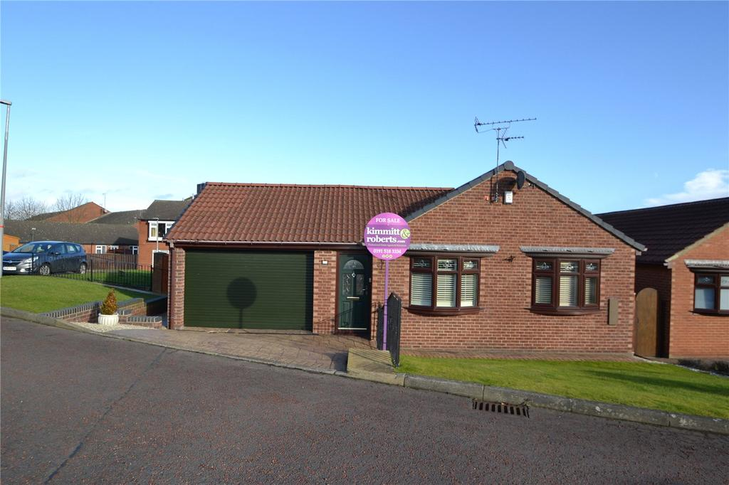 2 Bedrooms Detached Bungalow for sale in Stuart Close, Blackhall Colliery, Hartlepool, TS27