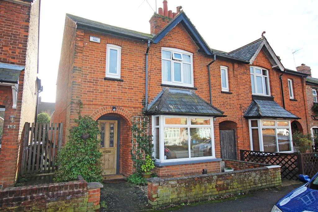3 Bedrooms End Of Terrace House for sale in Basils Road, Stevenage, SG1 3PX