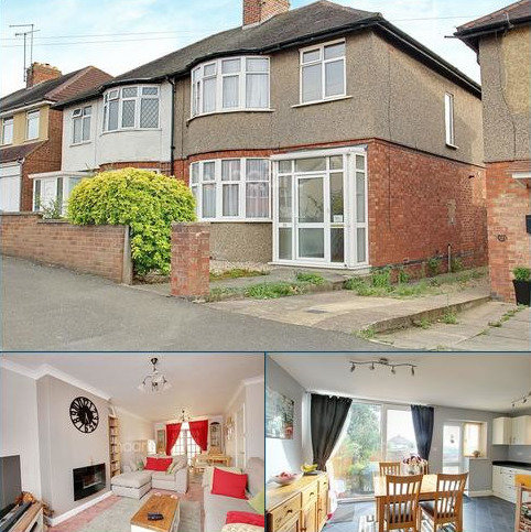 3 bedroom semi-detached house for sale - Northampton