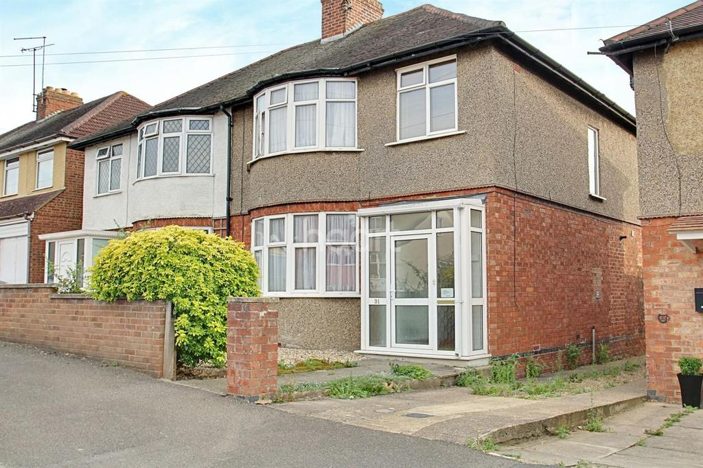 3 Bedrooms Semi Detached House for sale in WHITELAND ROAD NORTHAMPTON