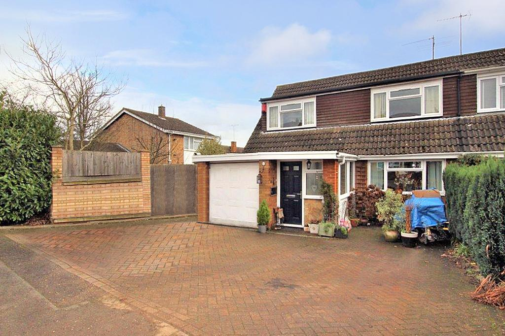 3 Bedrooms Semi Detached House for sale in Cainhoe Road, Clophill, Bedfordshire, MK45 4AQ