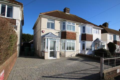 4 bedroom semi-detached house to rent - Hillview Road, Brighton, East Sussex, BN2 6DG