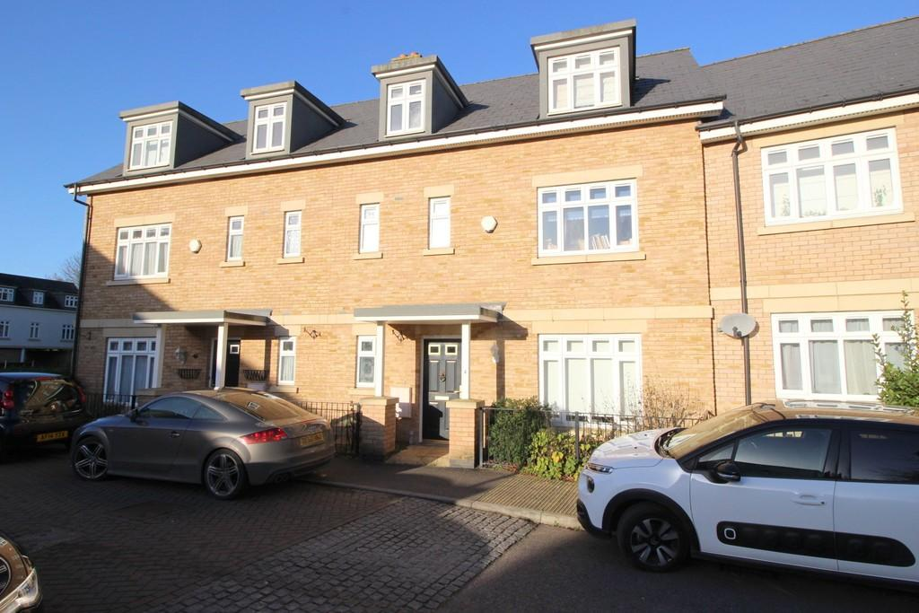 3 Bedrooms Town House for sale in Pearl Close, Cambridge