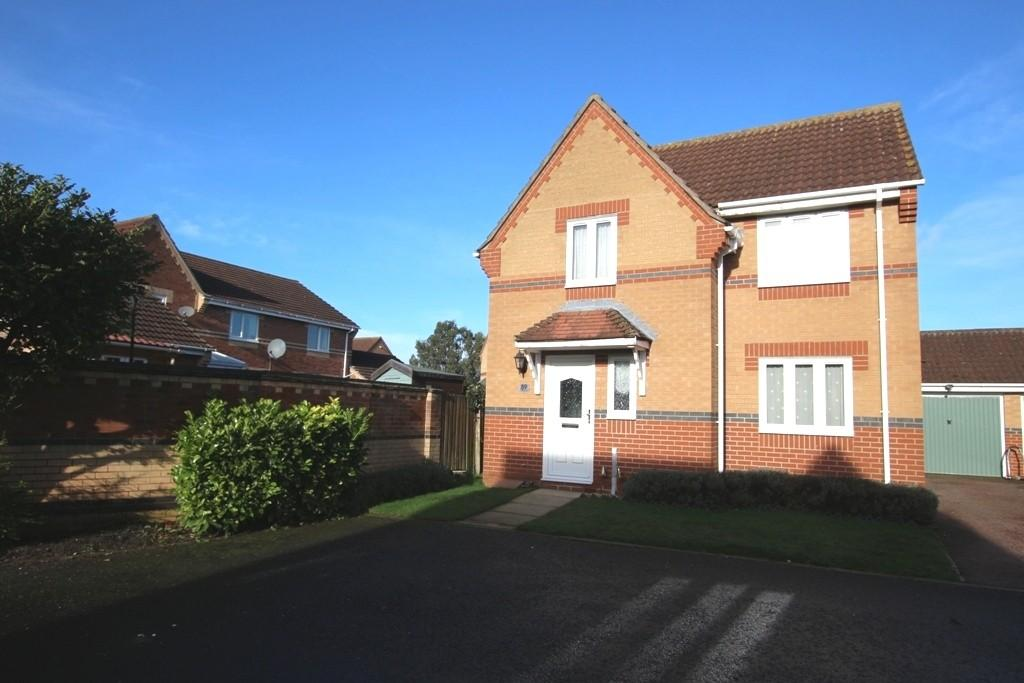 3 Bedrooms Detached House for sale in Blackthorn Court, Soham