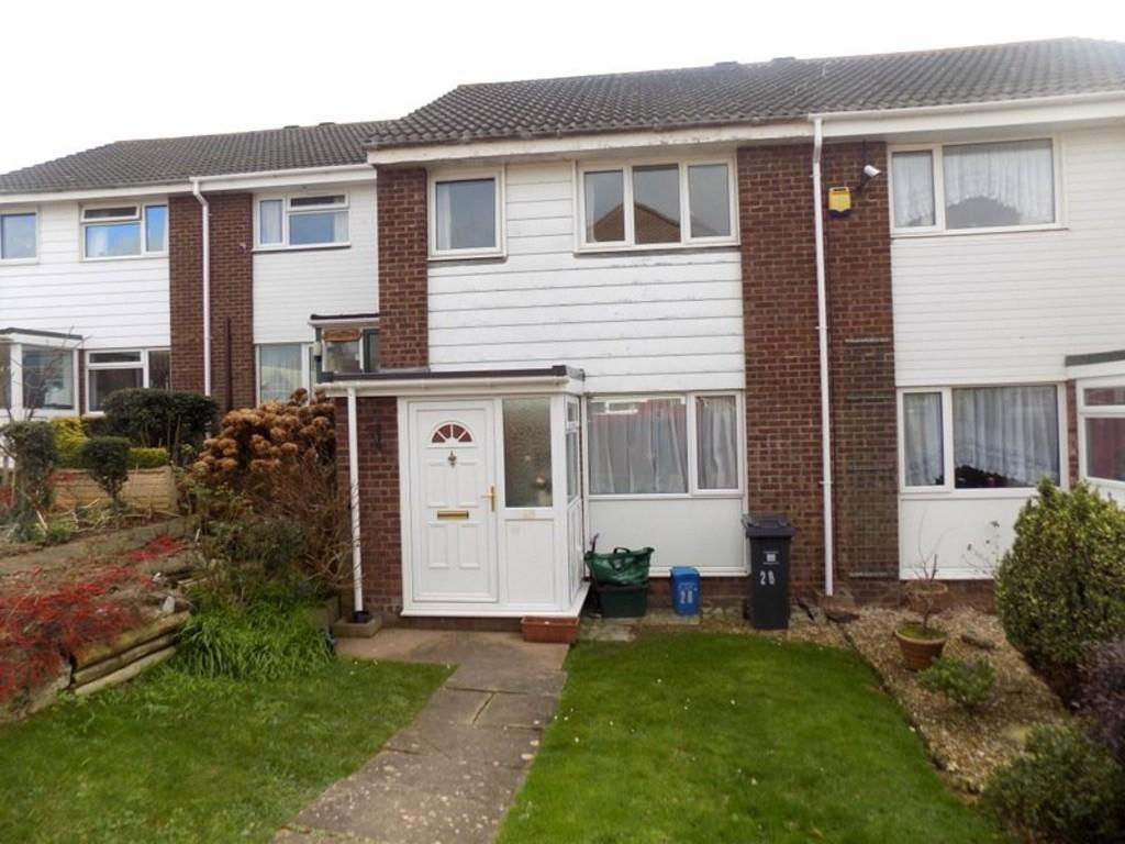 3 Bedrooms Terraced House for sale in Vansittart Drive, Exmouth