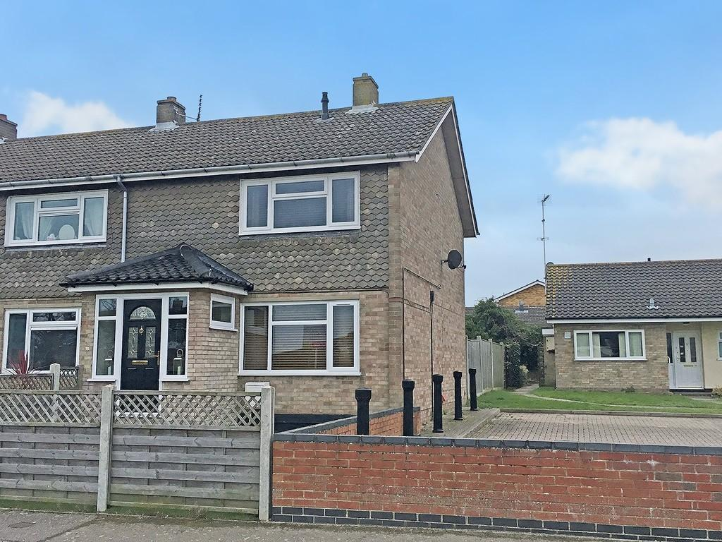 2 Bedrooms End Of Terrace House for sale in Dashwood Close, Belton, Great Yarmouth