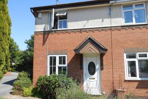 2 bedroom semi-detached house to rent - Cropton Crescent, Beechdale, Nottingham