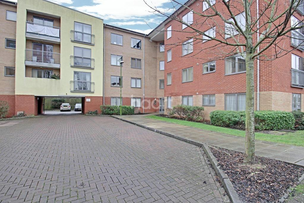 1 Bedroom Flat for sale in Kilby Road, Stevenage Old Town