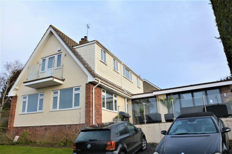 4 Bedrooms Detached House for sale in Mendip Edge, Weston-Super-Mare