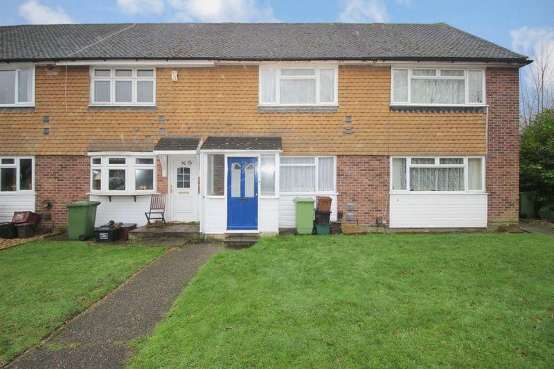 2 Bedrooms Terraced House for sale in Woodchurch Close, Sidcup DA14 6QH
