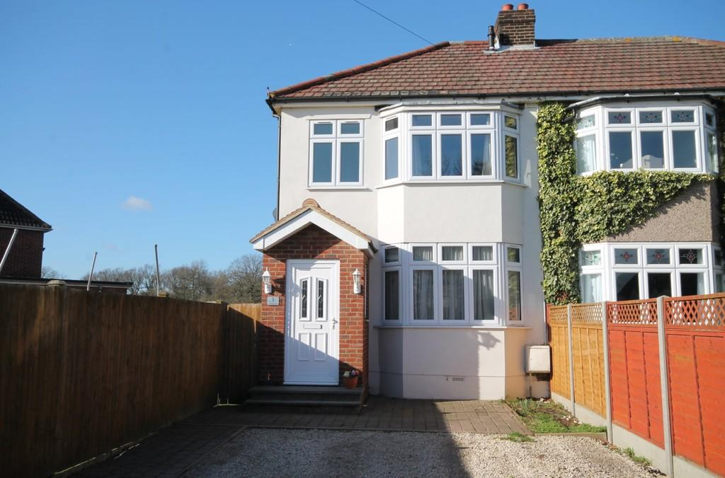 3 Bedrooms Semi Detached House for sale in Old House Lane, Roydon
