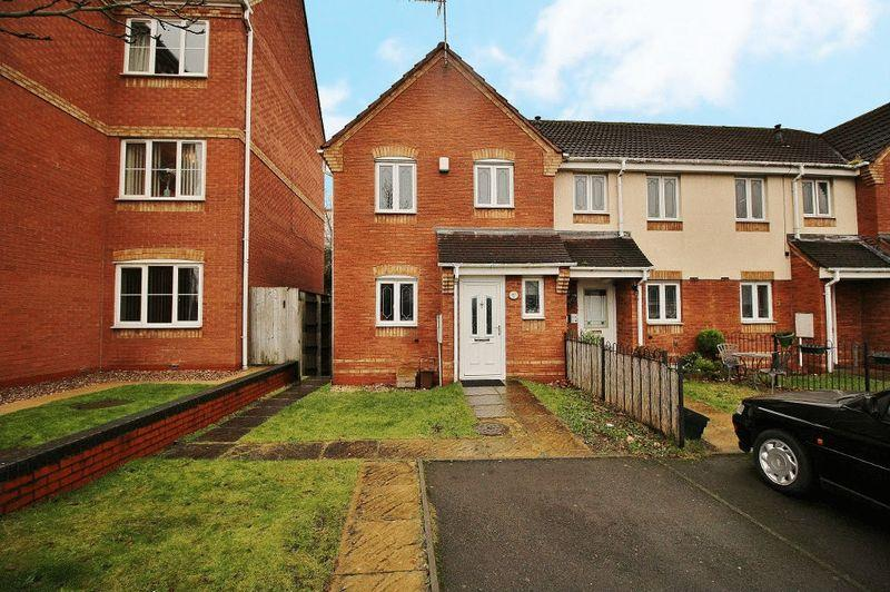 3 Bedrooms End Of Terrace House for sale in Ferguson Drive, Tipton