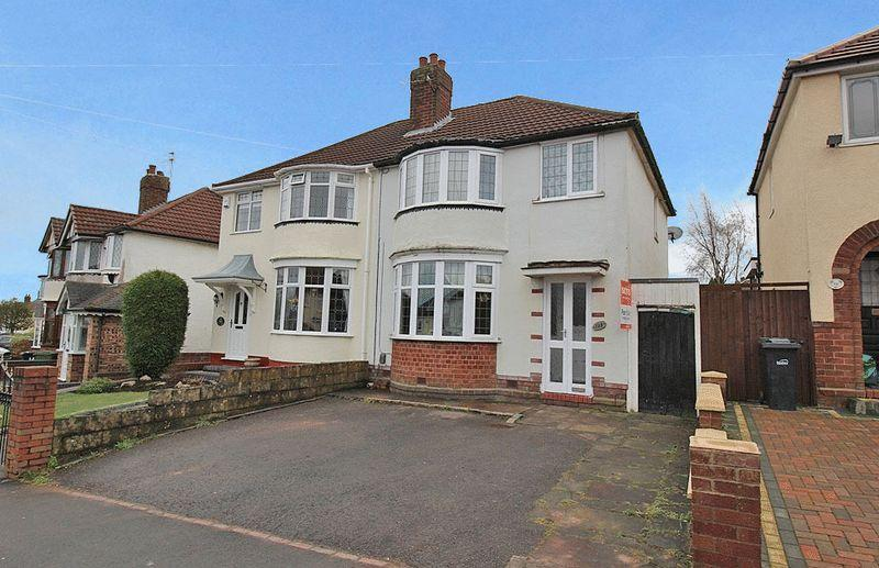 3 Bedrooms Semi Detached House for sale in Eve Lane, Upper Gornal