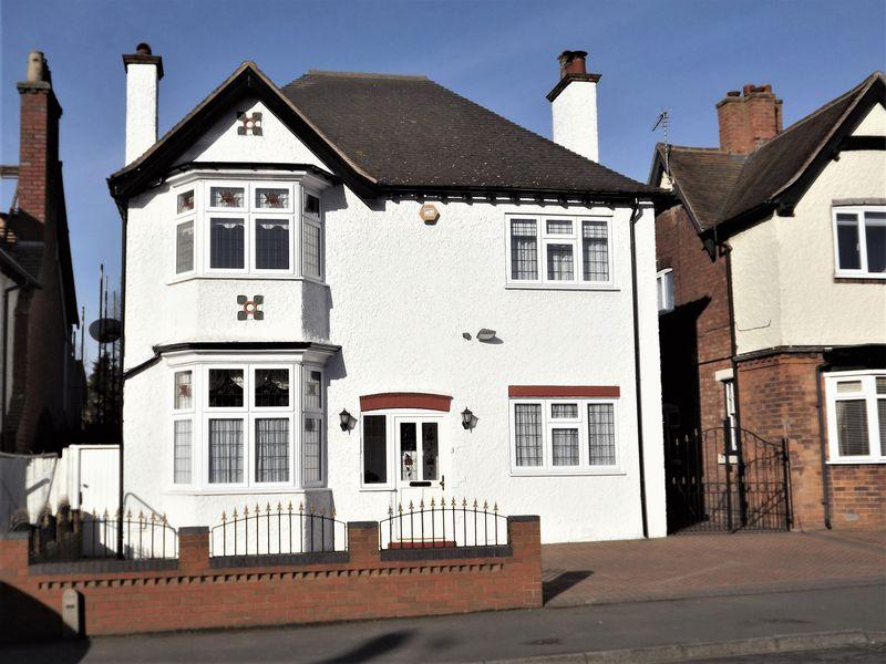 3 Bedrooms House for sale in Jockey Road, Boldmere