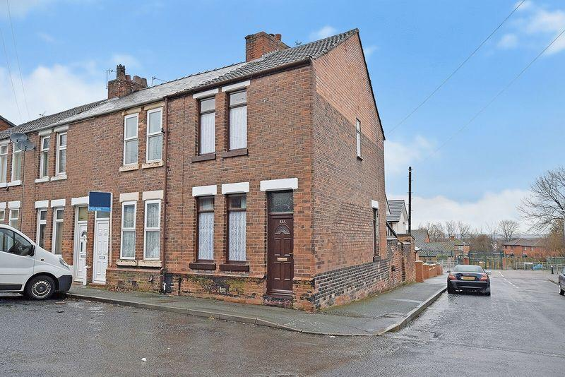 2 Bedrooms End Of Terrace House for sale in Canal Street, Runcorn