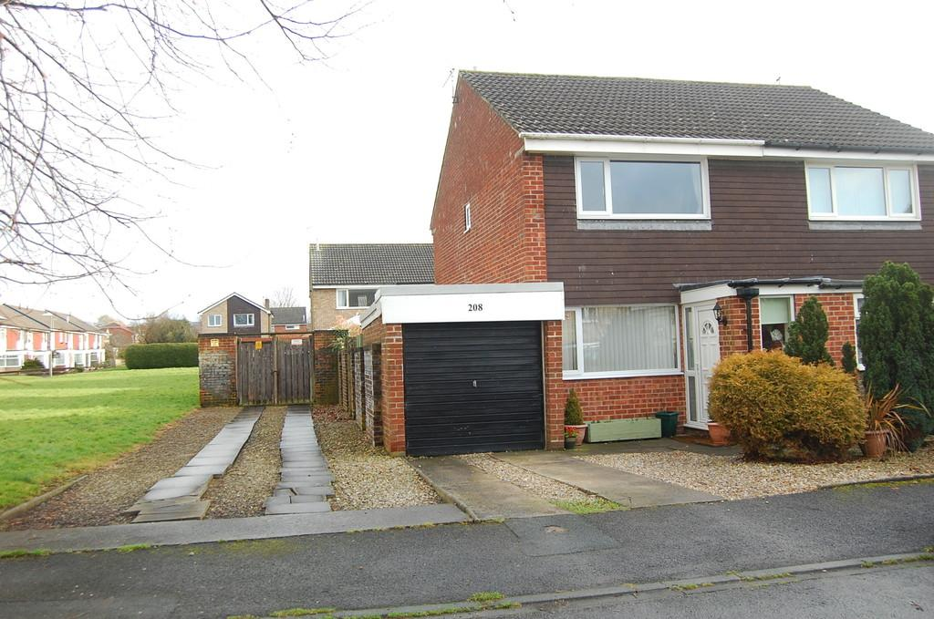 2 Bedrooms Semi Detached House for sale in Bankhead Road, Northallerton
