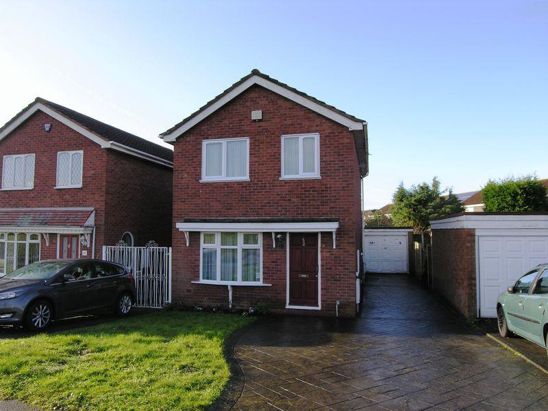3 Bedrooms Detached House for sale in Maxted Road, Birmingham