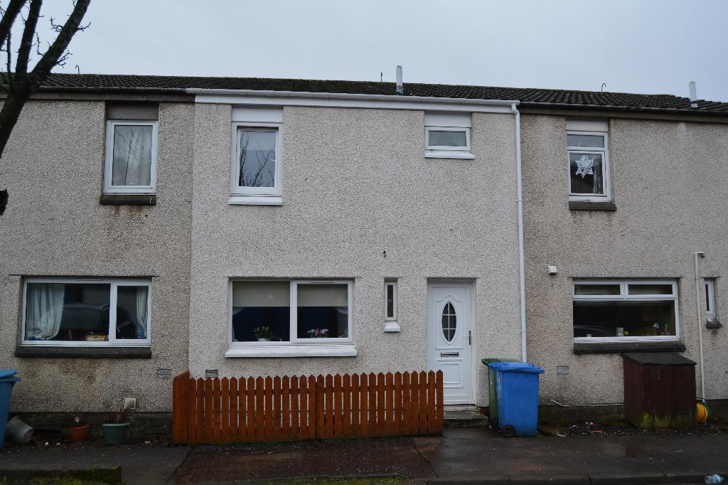 3 Bedrooms Terraced House for sale in Avon Court, Hallglen, Falkirk, FK1 2QB