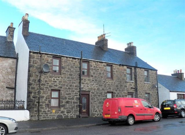 3 Bedrooms Terraced House for sale in Briarlea, Bowmore, Isle of Islay, PA43 7HL