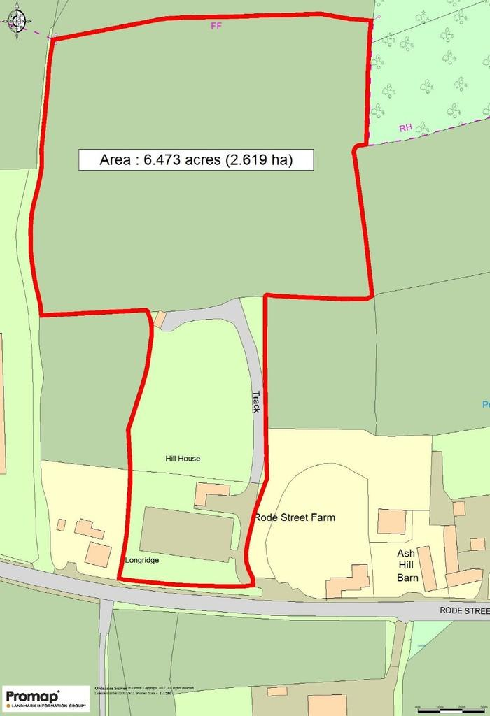 Equestrian Facility Character Property for sale in Land And Stables, Tarporley, CW6 0EF