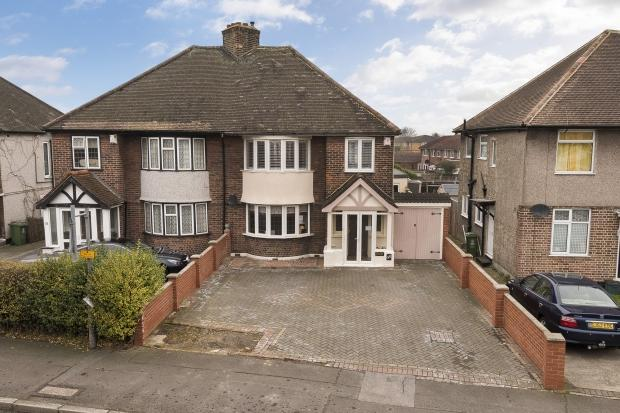 4 Bedrooms Semi Detached House for sale in Brampton Road, Bexleyheath, DA7