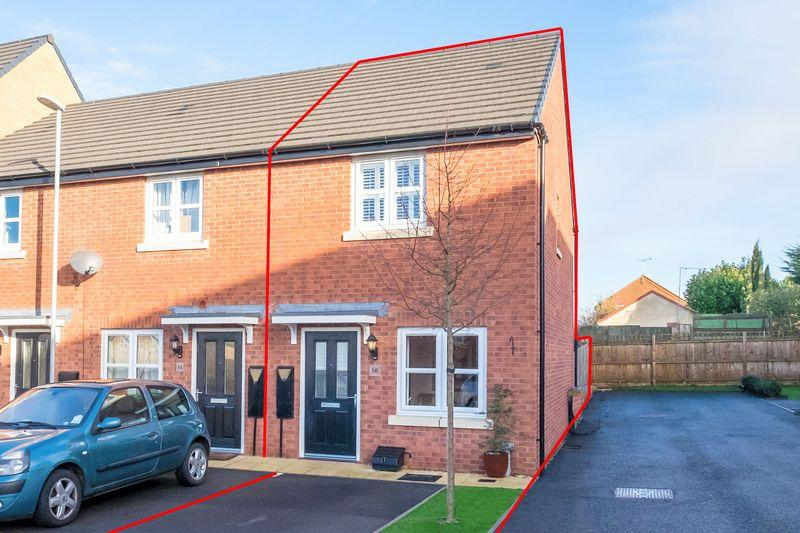 2 Bedrooms Terraced House for sale in Blackcurrant Grove, Higham Ferrers