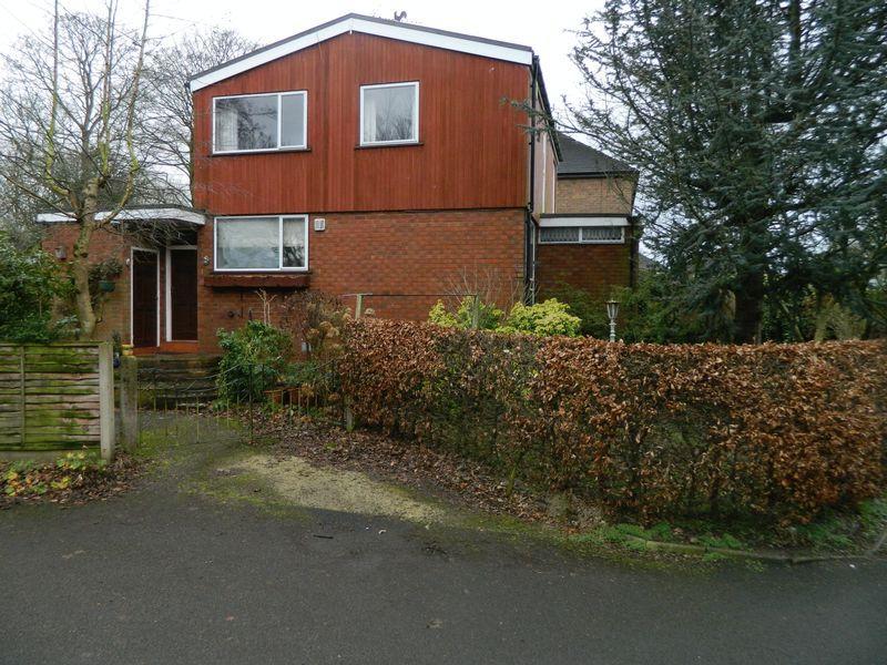3 Bedrooms Detached House for sale in Lightley Close, Sandbach