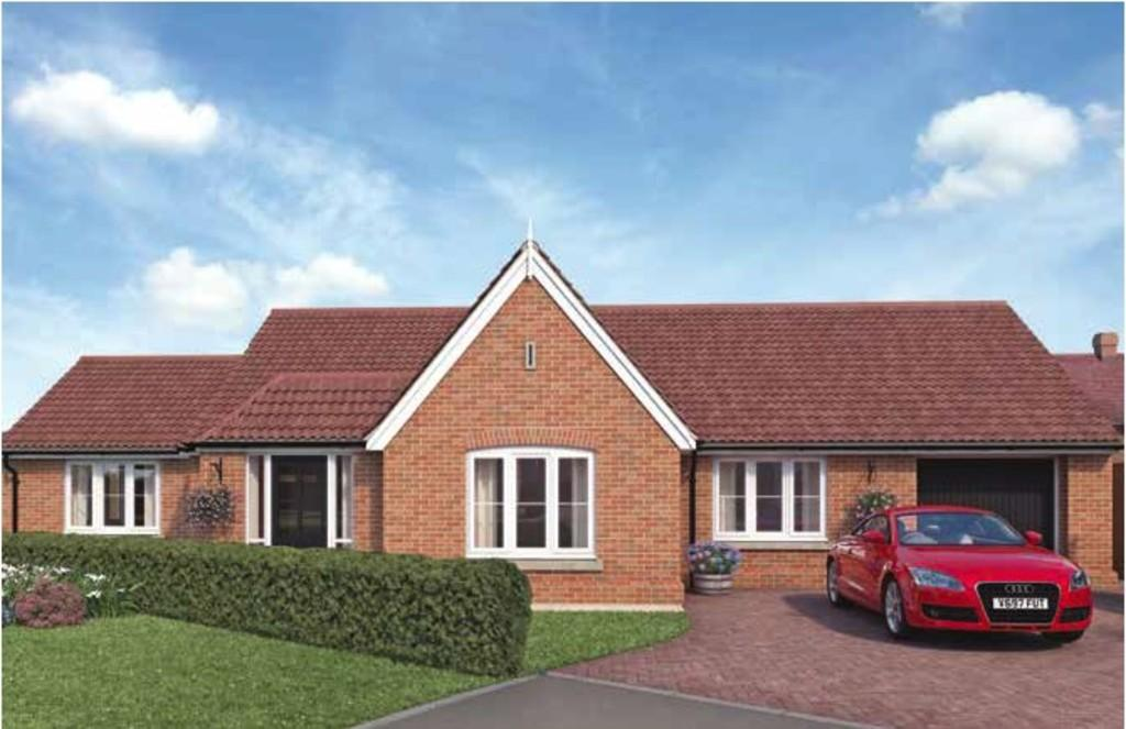 3 Bedrooms Detached Bungalow for sale in Summers Park, Lawford