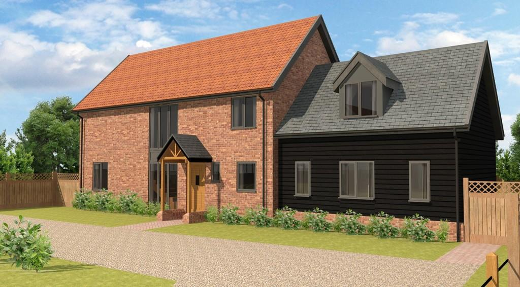 3 Bedrooms Detached House for sale in Swan Lane, Westerfield, Ipswich, Suffolk, IP6 9AX